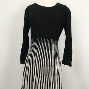 Calvin Klein Pullover Scoop Neck Knitted dress